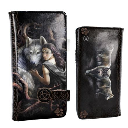 Anne Stokes Soul Bond Embossed Purse 18.5 cm